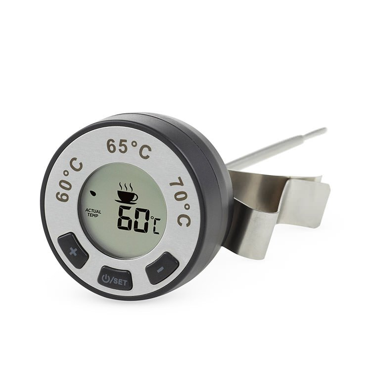 Leaf & Bean Milk Frothing Digital Thermometer