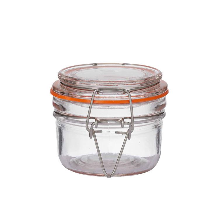 Davis & Waddell Mini Clip Top Preserves Jar