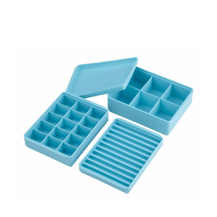 Davis & Waddell Stackable Ice Tray 10cm