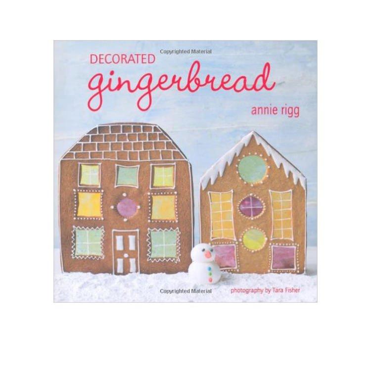 Decorated Gingerbread Cookbook