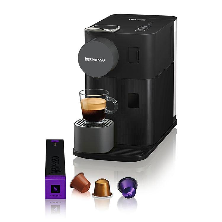 DeLonghi Nespresso Lattissima One  Matt Black image #6