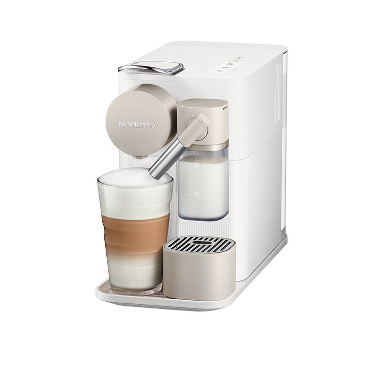 Delonghi Nespresso Lattissima One White