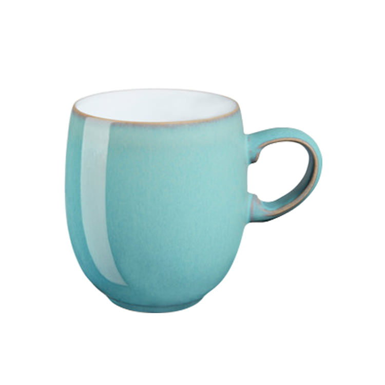 Denby Azure Curve Mug Large 400ml