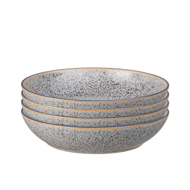 Denby Studio Grey Pasta Bowl 22cm Set of 4