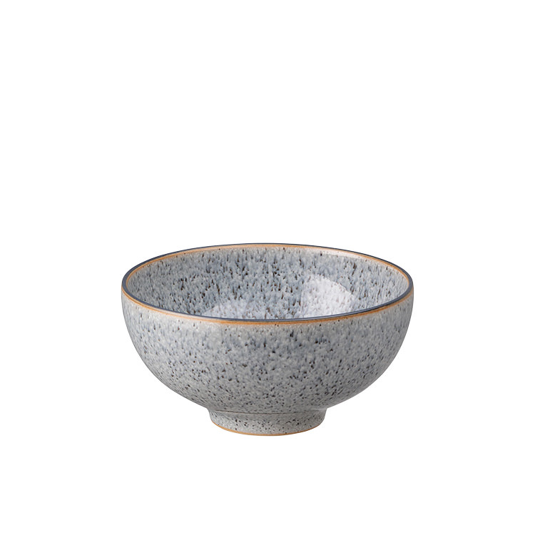 Denby Studio Grey Rice Bowl 13cm Set of 4