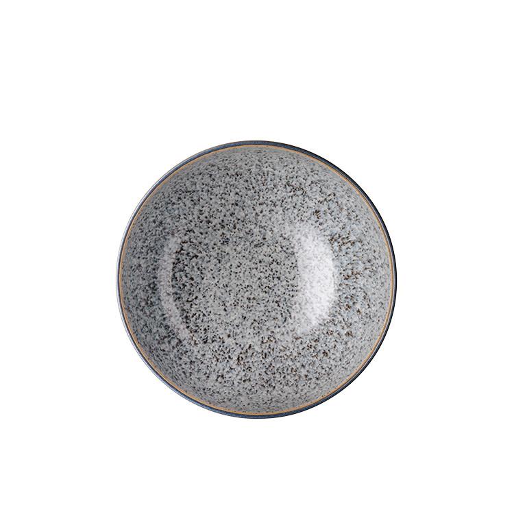 Denby Studio Grey Rice Bowl 13cm Set of 4 White