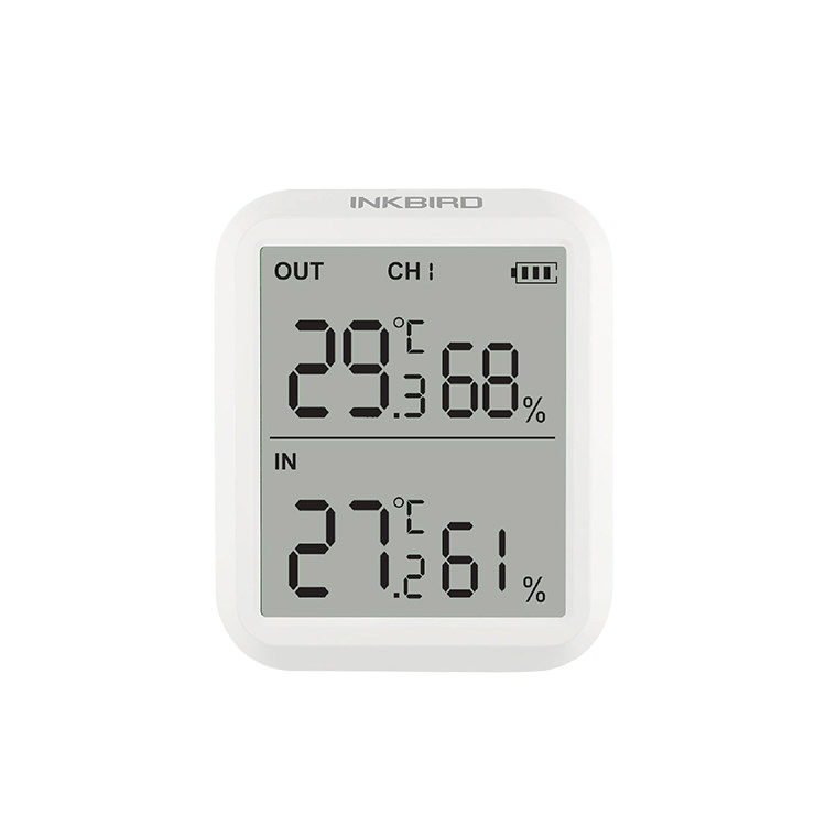 Inkbird ITH-20R Digital Thermometer & Hygrometer