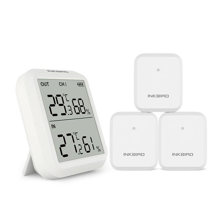Inkbird ITH-20R Digital Thermometer & Hygrometer