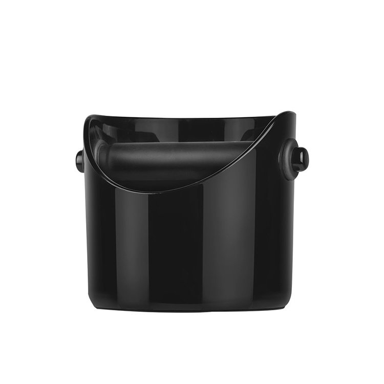 Dreamfarm Big Grindenstein Knock Box Charcoal Black