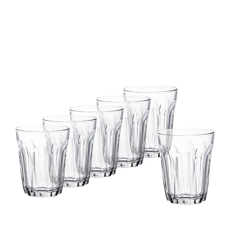 Duralex Provence Tumbler Glass 220ml Set of 6