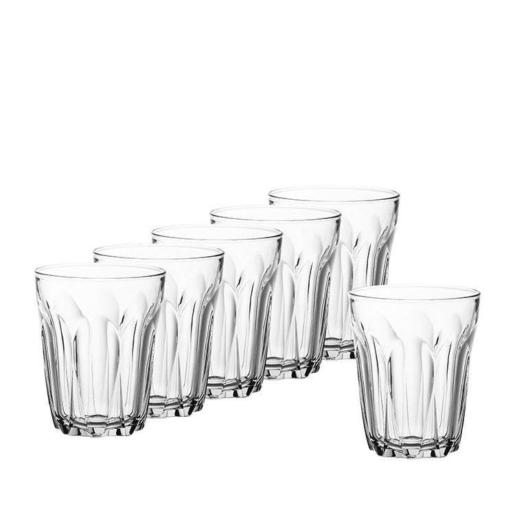 Duralex Provence Tumbler Glass 250mL Set of 6