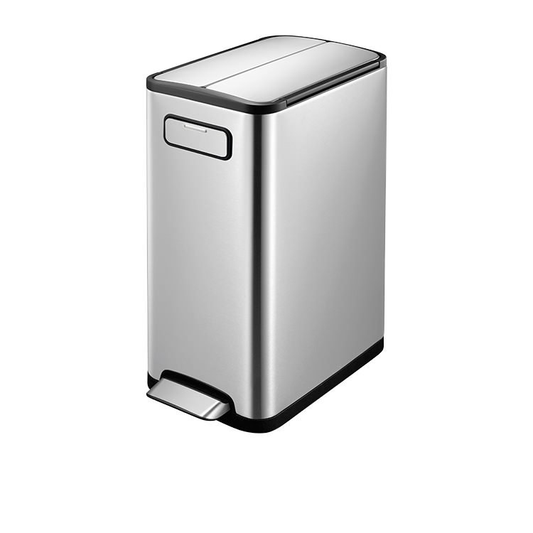 EKO Ecofly Stainless Steel Step Can 30L
