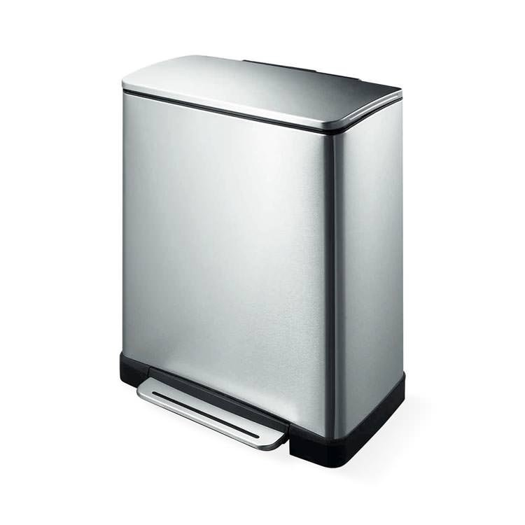 EKO E-Cube Step Can Recycling 28L+18L