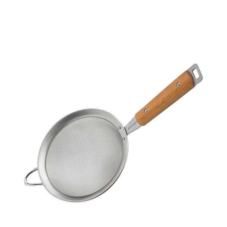 Ecology Acacia Provisions Strainer 16cm