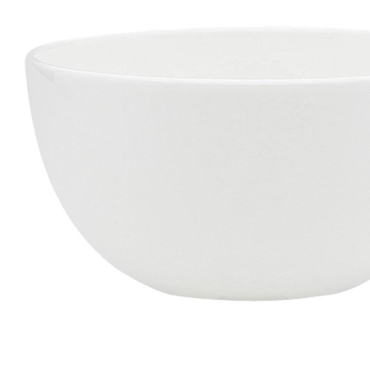 Ecology Canvas Dip Bowl 10cm White