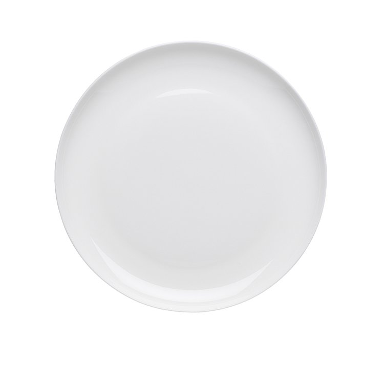 Ecology Canvas White 12pc Dinner Set