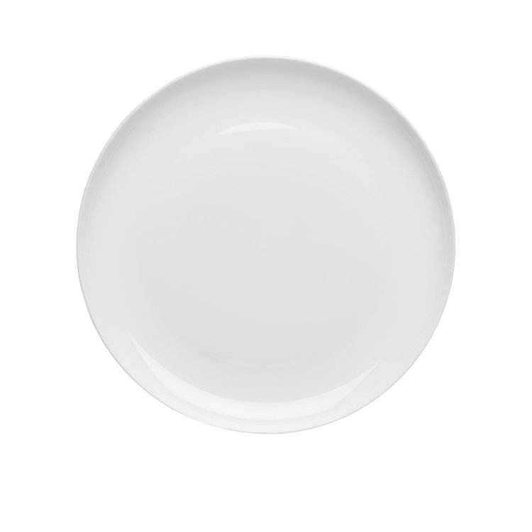 Ecology Canvas Side Plate 21cm White