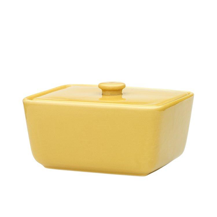 Ecology Providore Butter Dish Wattle