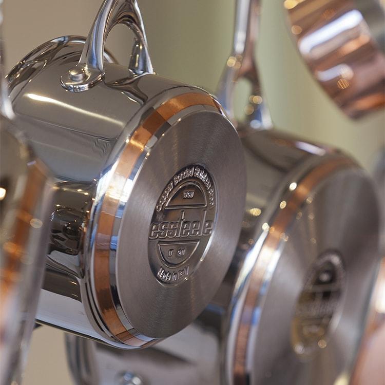 Essteele Per Vita 4pc Set w/ Saucepans & Steamer