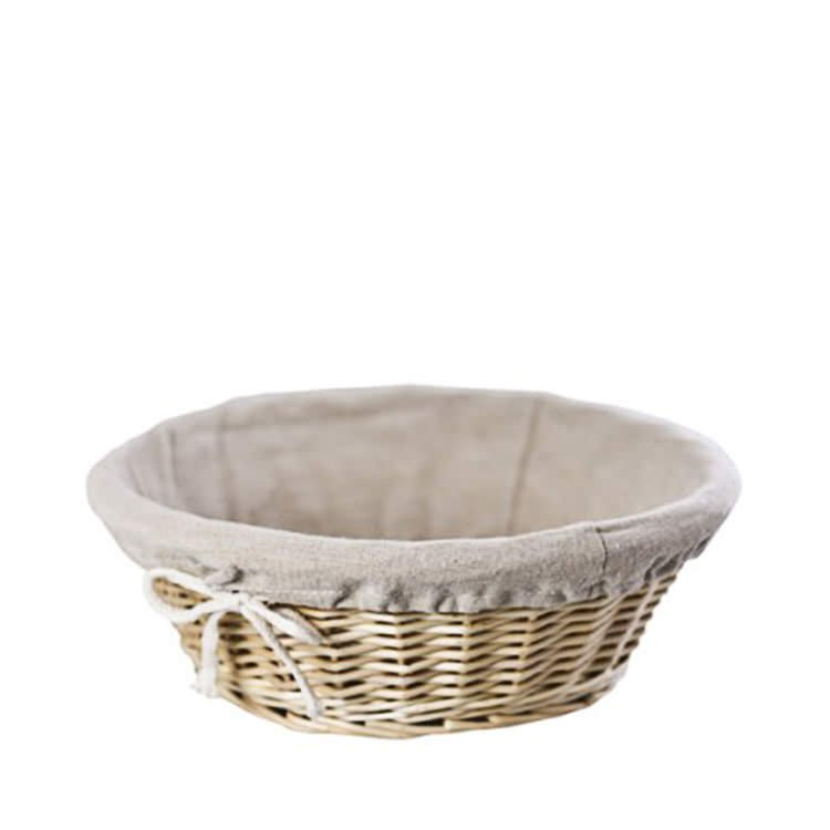 Ethos Willow Basket Round 29cm