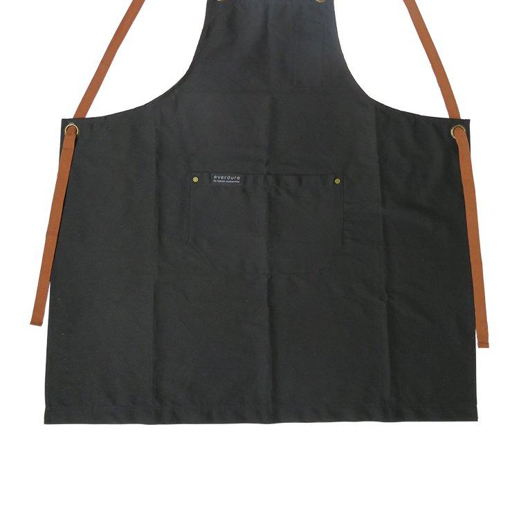 Everdure By Heston Blumenthal Premium Apron w/ Leather Detail
