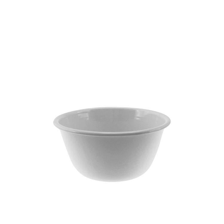 Falcon Enamel Pudding Basin 15cm White