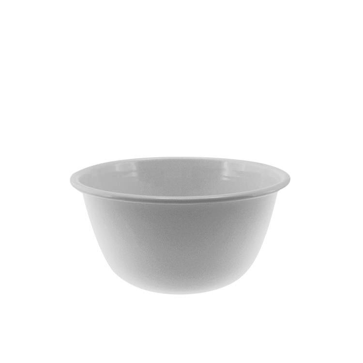Falcon Enamel Pudding Basin 16cm White
