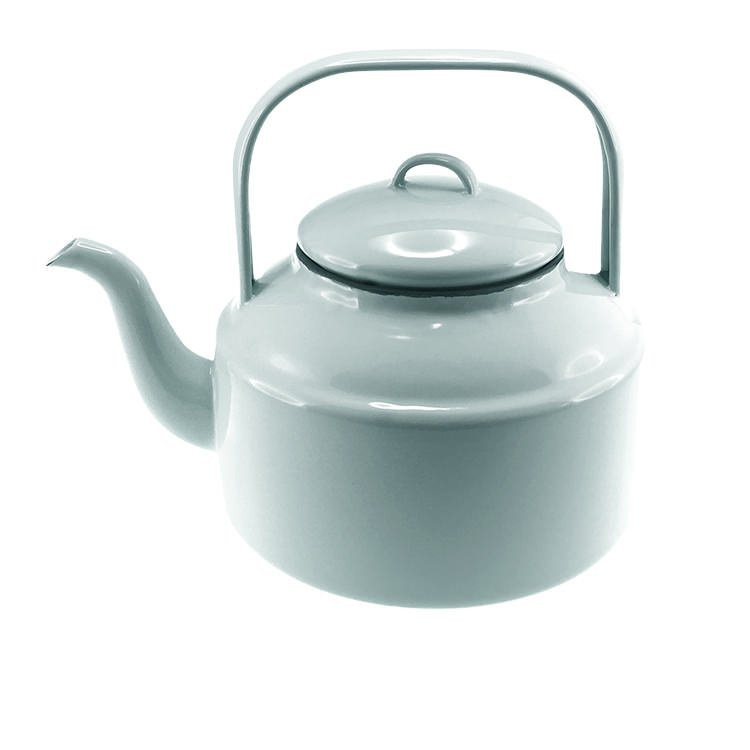 Falcon Enamel Tea Kettle 2L Duck Egg Blue