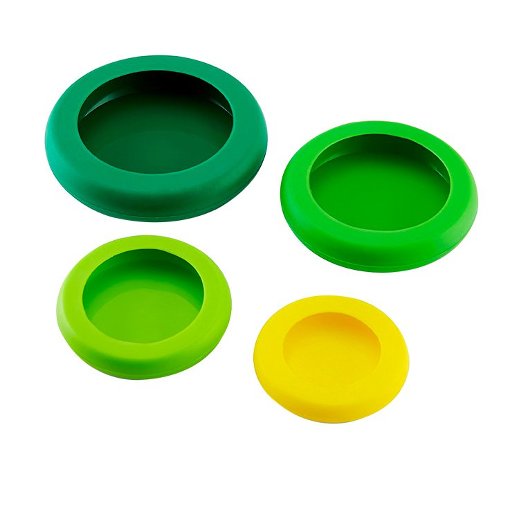 Avanti Food Huggers Assorted Colours Set of 4