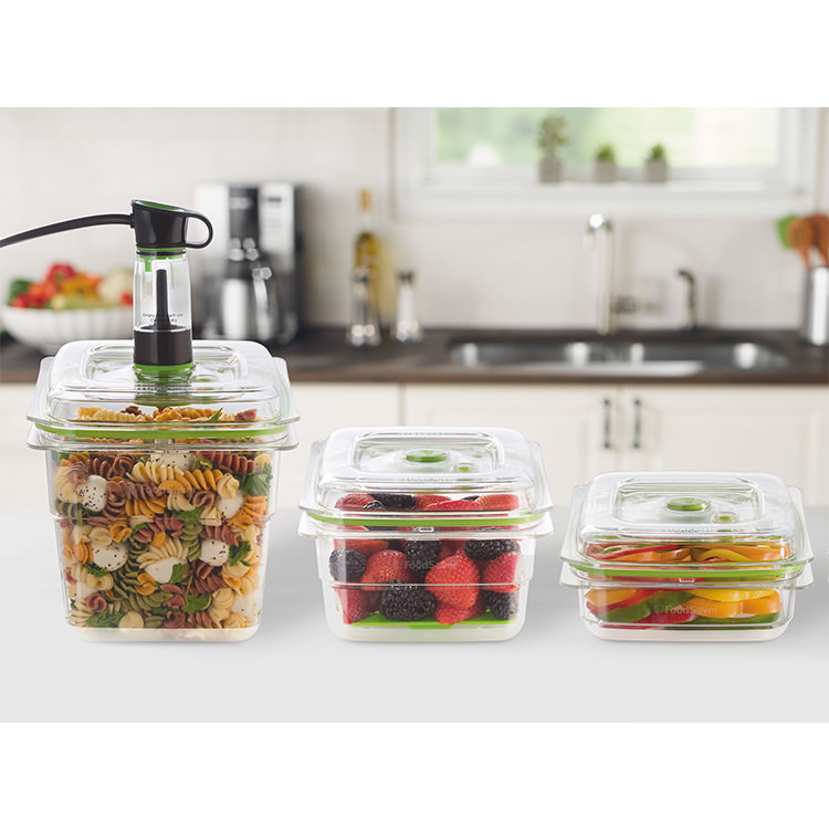 FoodSaver Fresh Container Set of 3