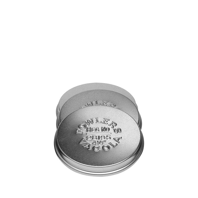 Fowlers Vacola Lid #4 Stainless Steel 12pc