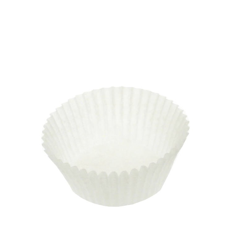 Fox Run Cupcake Paper White 48pk