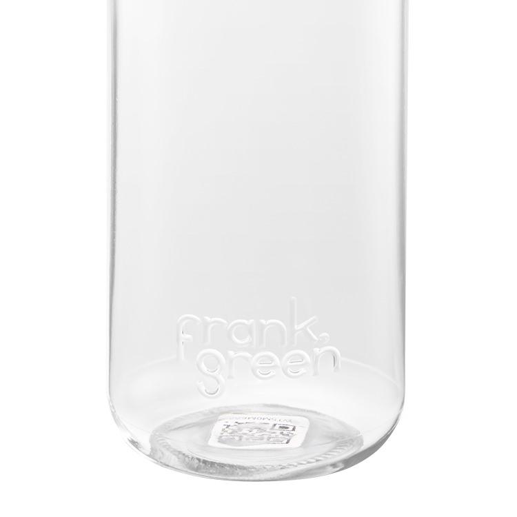 Frank Green Original Reusable Bottle 740ml Black