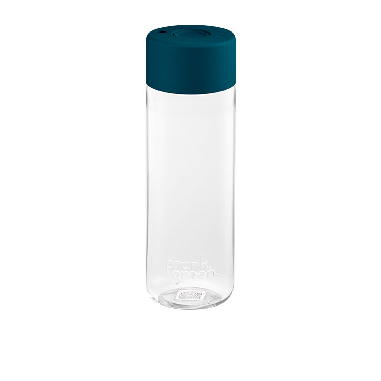 Frank Green Original Reusable Bottle 740ml Marine Blue