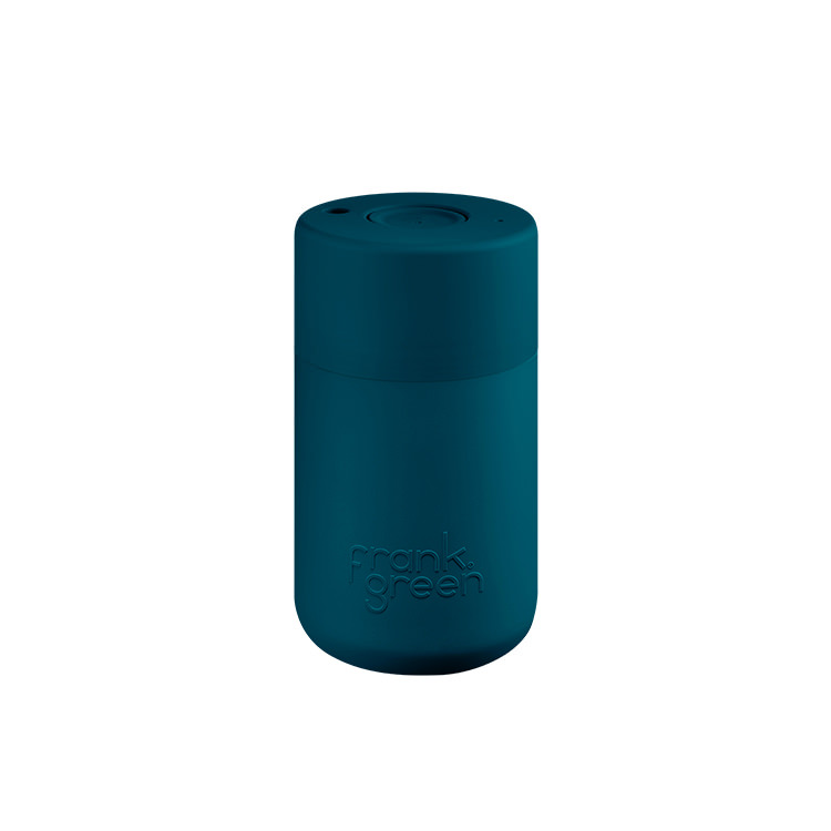 Frank Green Original Reusable Cup 340ml Marine Blue