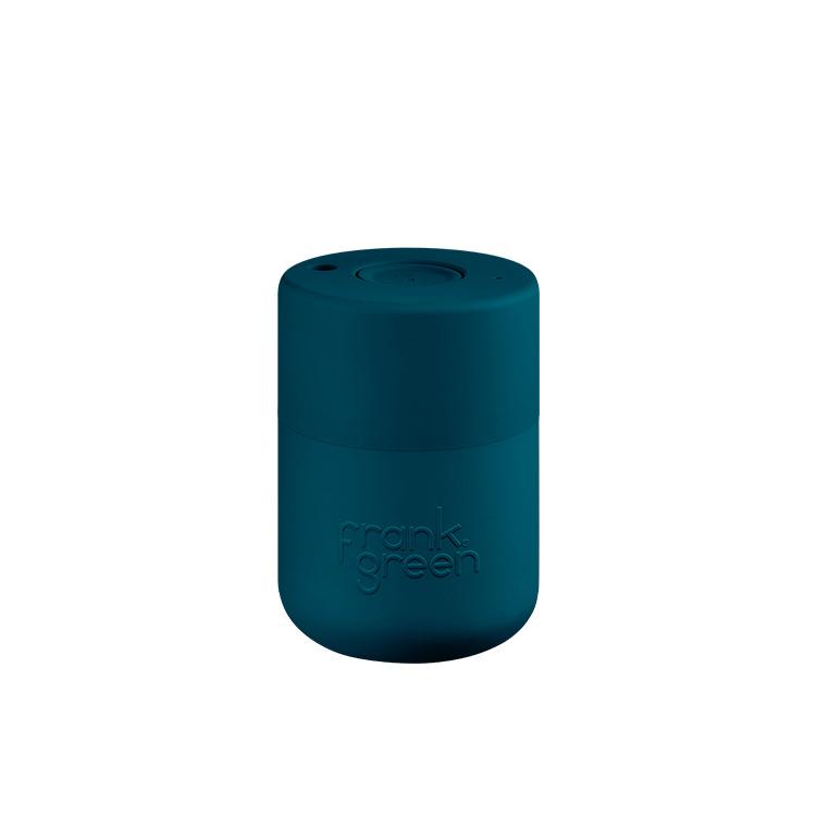 Frank Green Original Reusable Cup 230ml Marine Blue