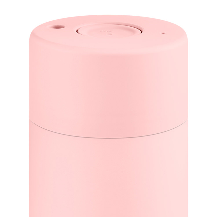 Frank Green Ultimate Ceramic Reusable Cup 295ml (10oz) Blushed
