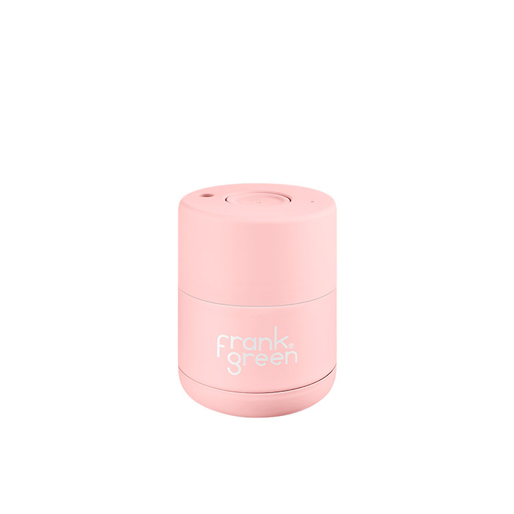 Frank Green Ultimate Ceramic Reusable Cup 175ml (6oz) Blushed