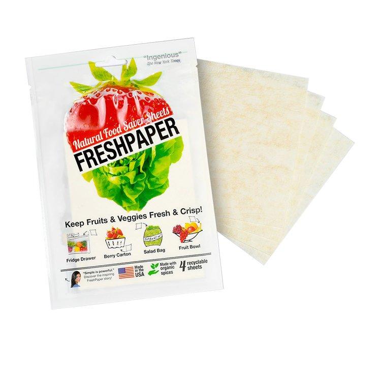 FreshPaper for Fruits & Vegetables 4pk