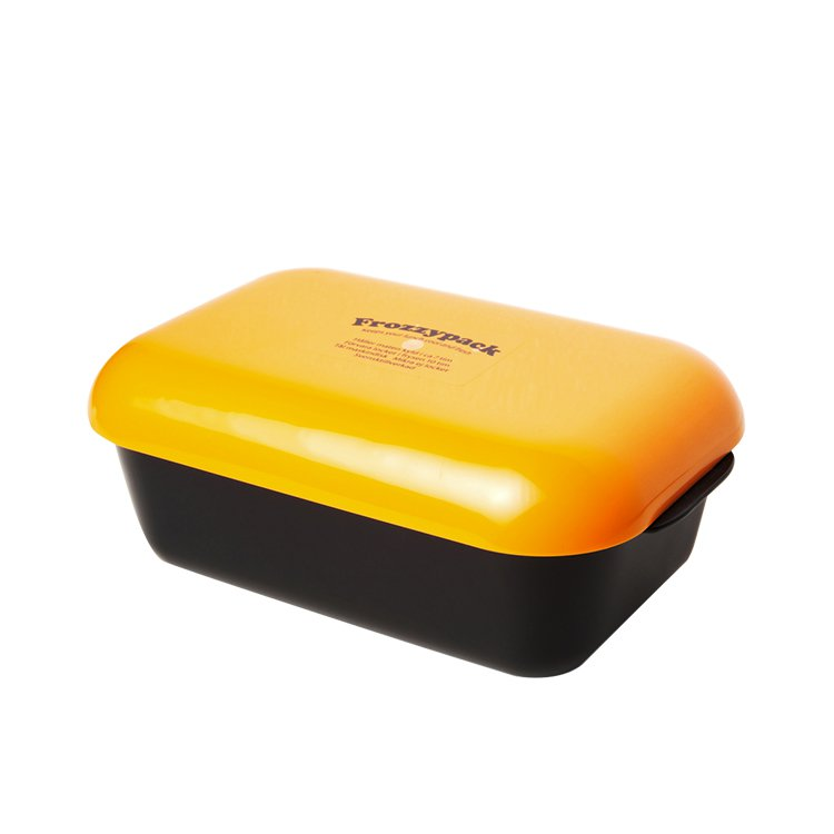 Frozzypack Lunch Box Orange