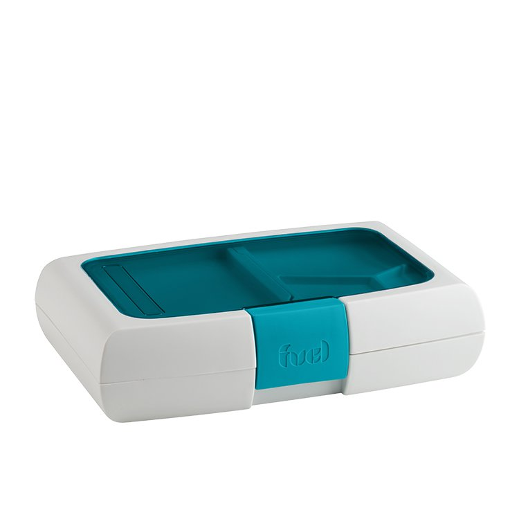 Fuel Bento Lunch Box Tropical Blue