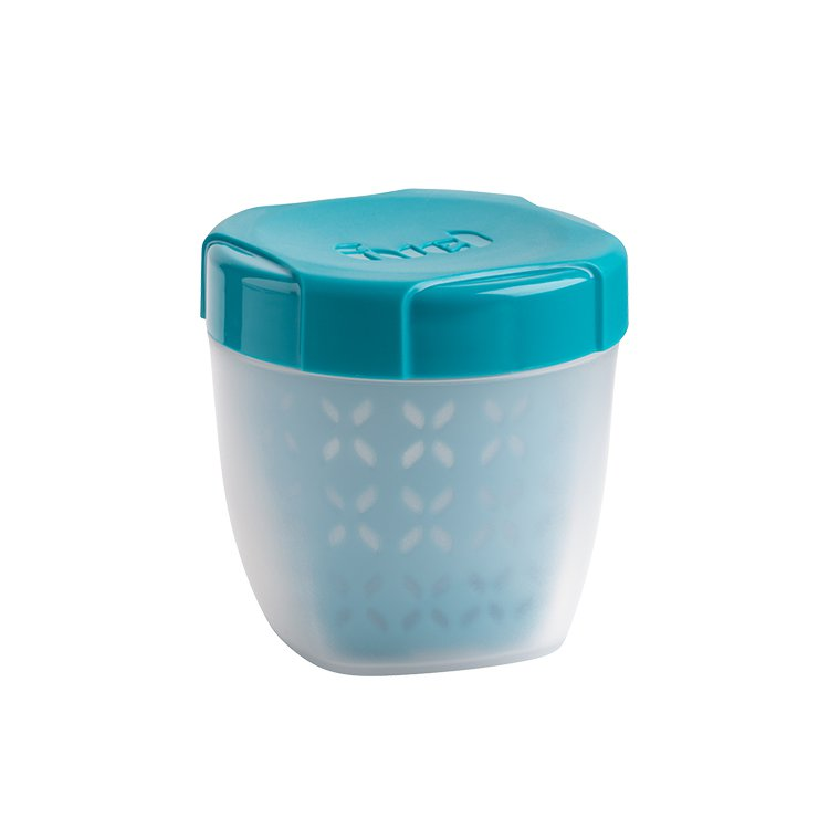 Fuel Fruit Container 350ml Tropical Blue