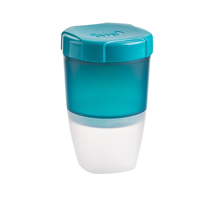 Fuel Yoghurt & Granola Container Tropical Blue