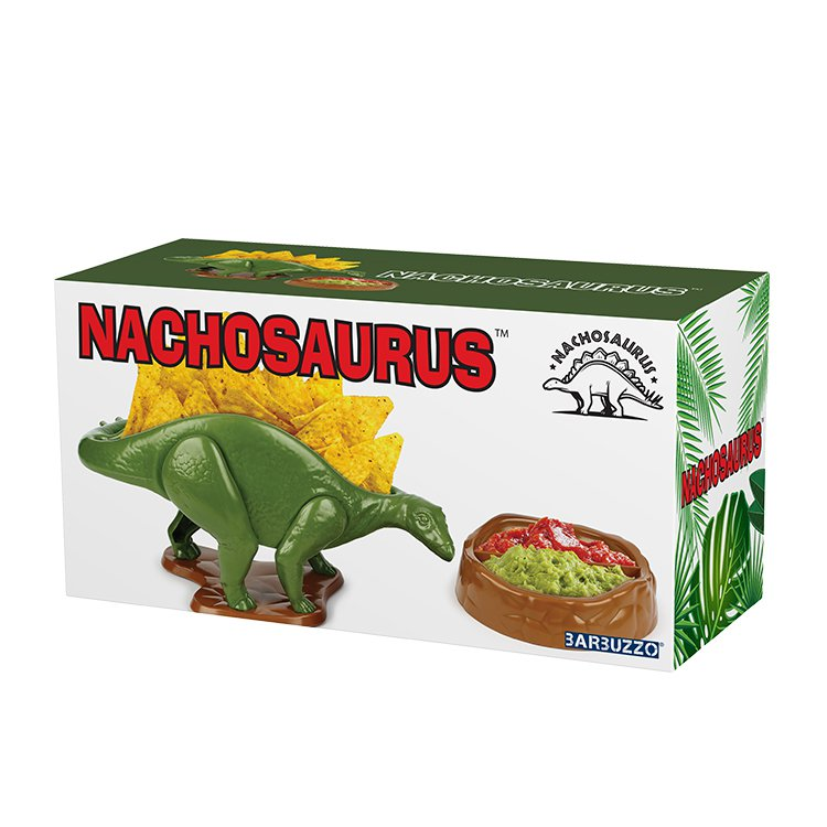 Funwares Nachosaurus Nacho Server