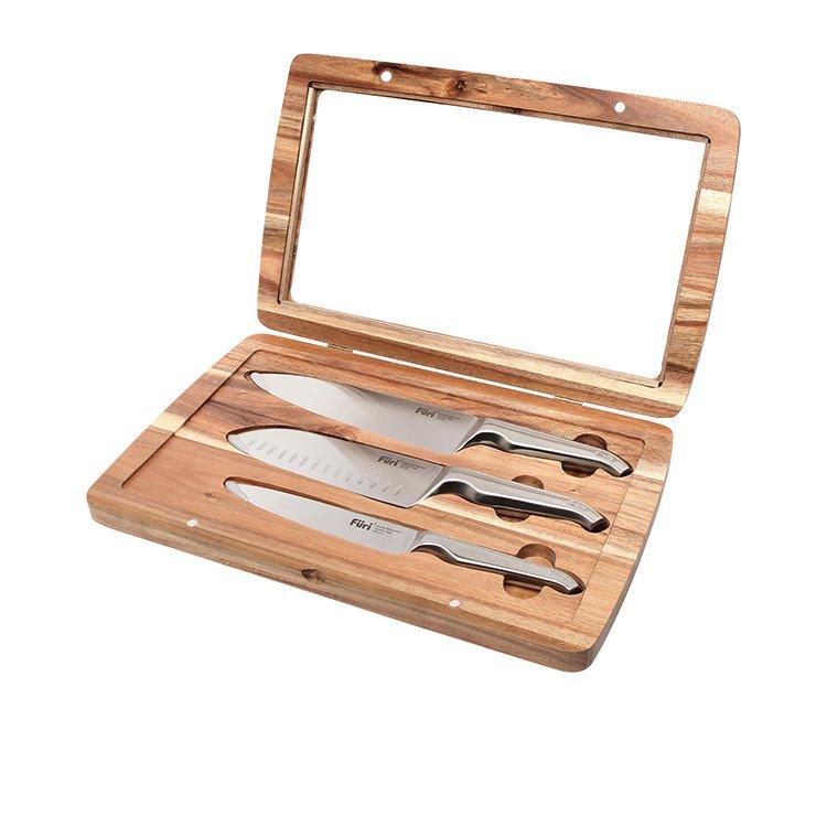 Furi Pro 3pc Knife Set