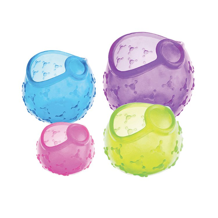 Fusionbrands Cover Blubber Mixed Pack of 4