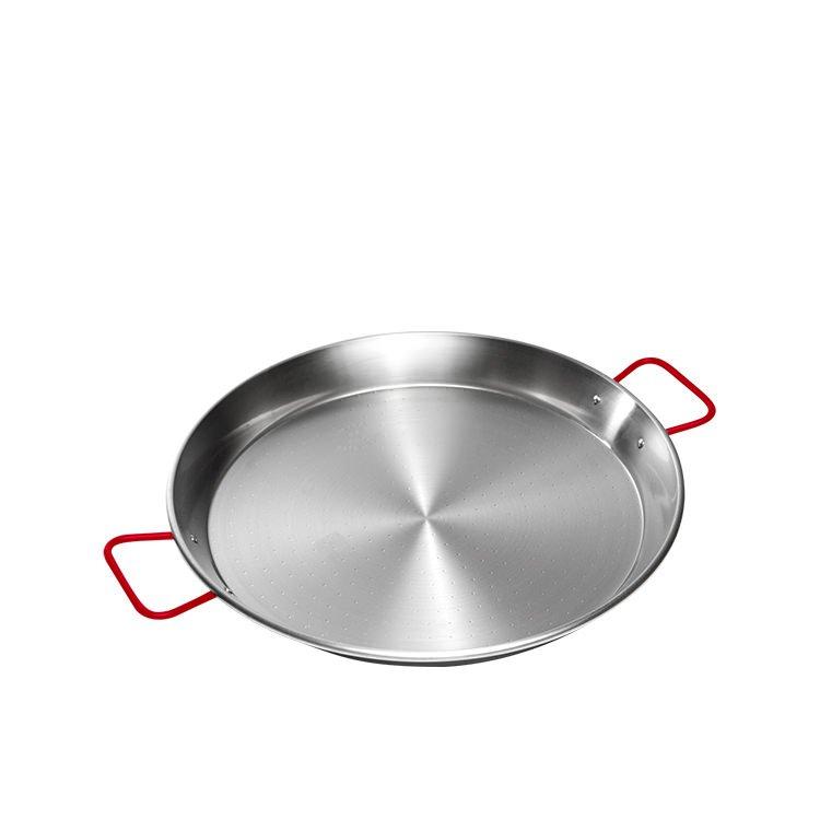 Garcima Carbon Steel Polish Paella Pan 28cm