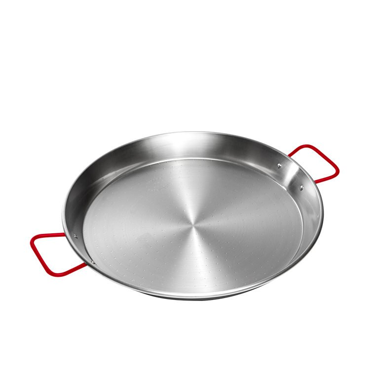 Garcima Carbon Steel Polish Paella Pan 42cm