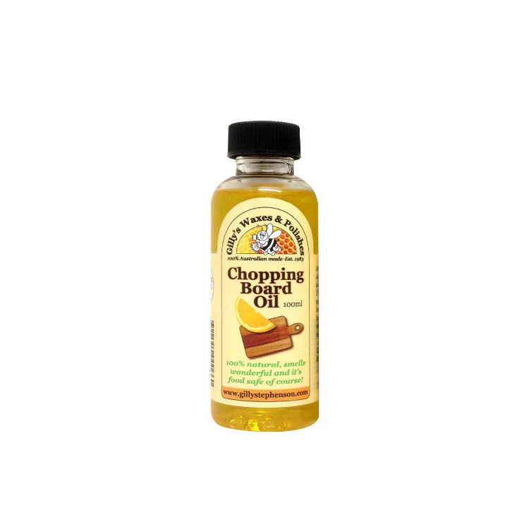 Gilly's Chopping Board Oil Lemon 100ml