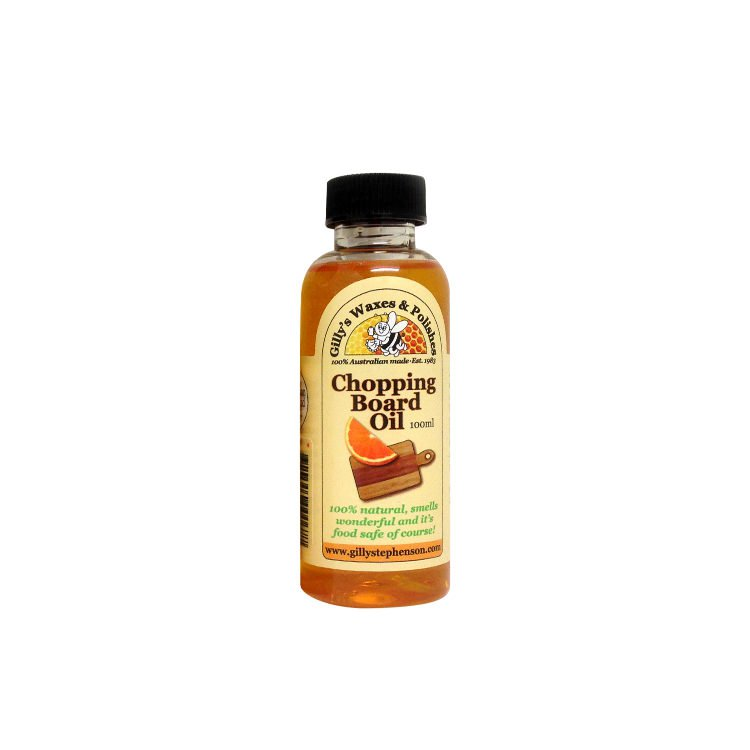 Gilly's Chopping Board Oil Orange 100ml
